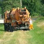 P. U. Richter Umweltdienste Rheinland GmbH: Entschlammung in Weilerswist